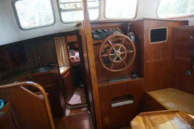 SeaStream Motor Sailor
