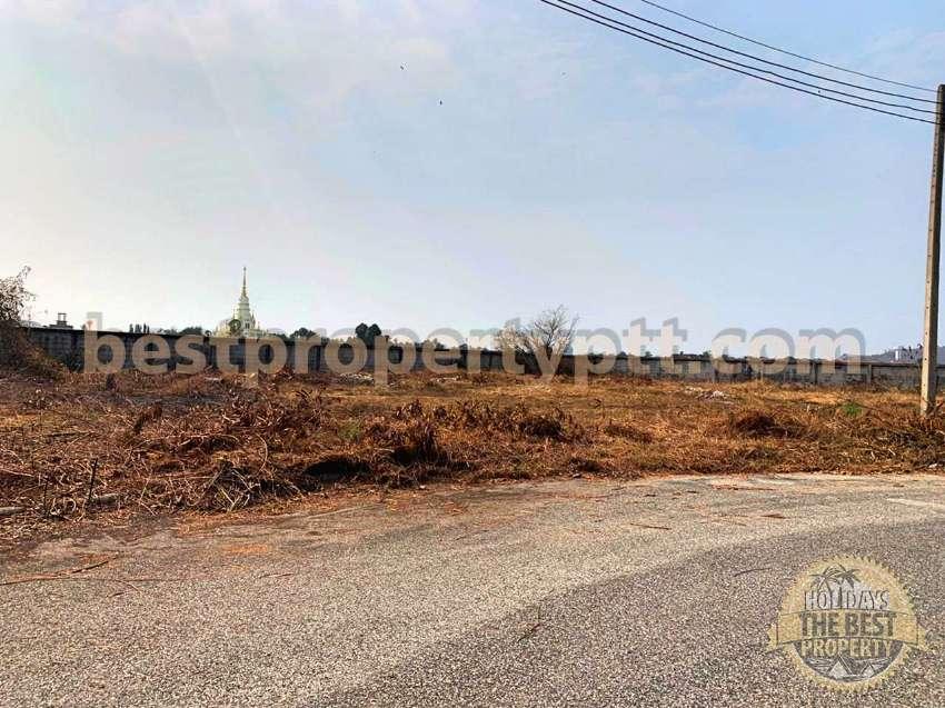 Land of 520 sq.m. in Bangsaen, Chonburi