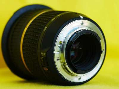 TAMRON 10-24mm for Nikon Ultra Wide Angle Zoom Lens