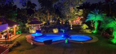 Private lake villa house 2fl. 24MB