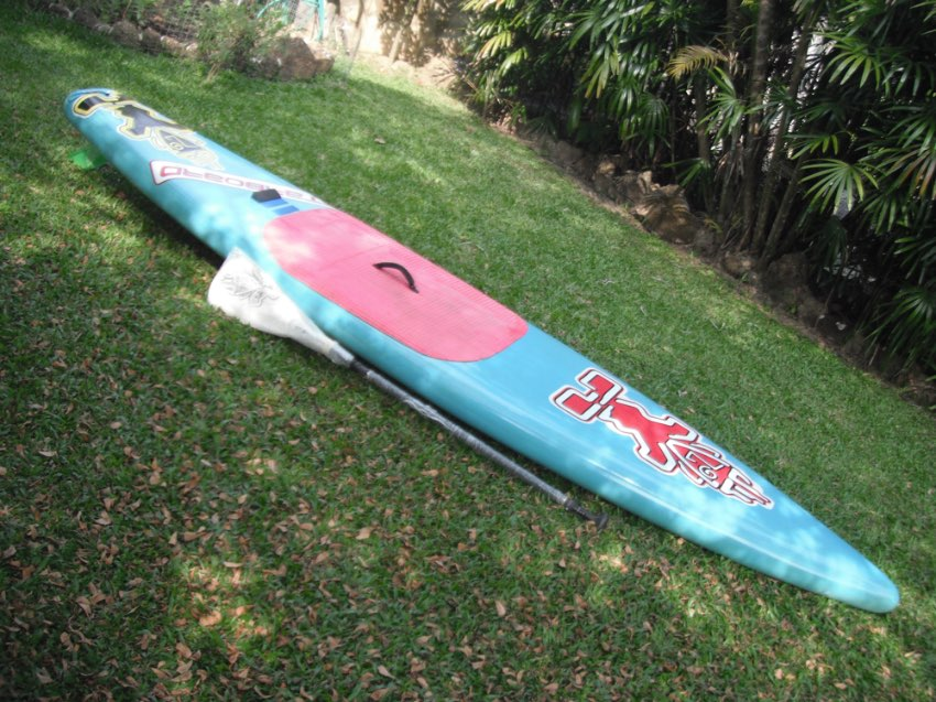 SUP STARBOARD 14'4