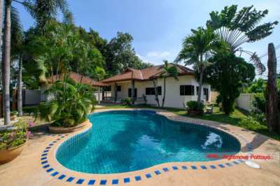 5 Bed Pool Villa - Big Land - Low Price