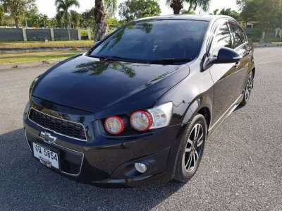 Good as new Chevrolet Sonic 1.6LS 2015, Sold by Owner
