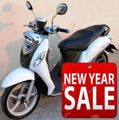 12/2017 Yamaha Fino 27.900 ฿ Finance by shop