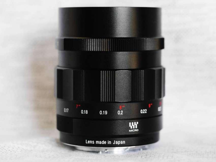 Voigtlander Nokton 25mm F/0.95 Lens for Panasonic / Olympus