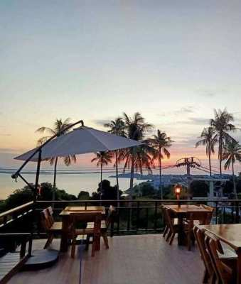 Koh Samui Land + Restaurant near Beach for Sale