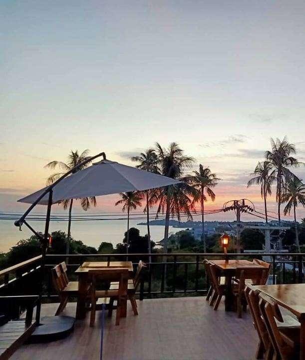 Koh Samui Land + Restaurant near Beach for Sale