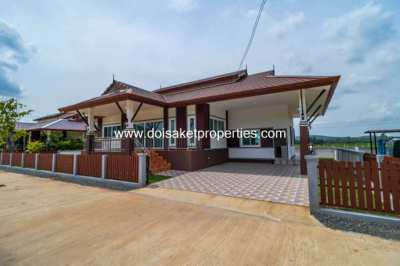 (HS297-03) Lovely Brand New 3-Bedroom Home with Great Views for Sale i