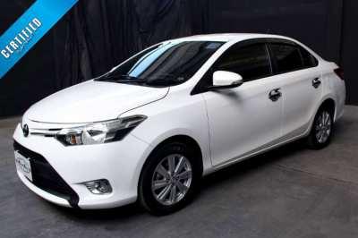 2017(Mfd '16) Toyota Vios 1.5 E A/T