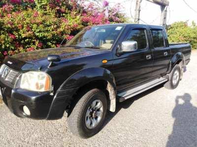 Nissan frontier 4 door