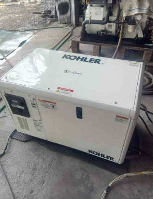 Kohler Genset 7kW in mint condition