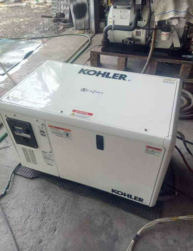 Kohler Genset 7kW in mint condition