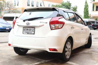 2016 Toyota Yaris G For Sale