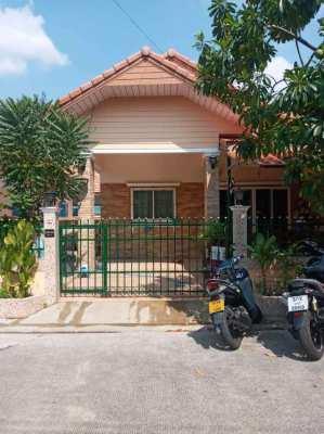 House for sale 2 bedrooms, land size 38.2 sq.wah at East Pattaya.
