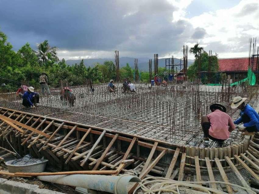 New 6 bedroom luxury villa 1000 sqm under construction