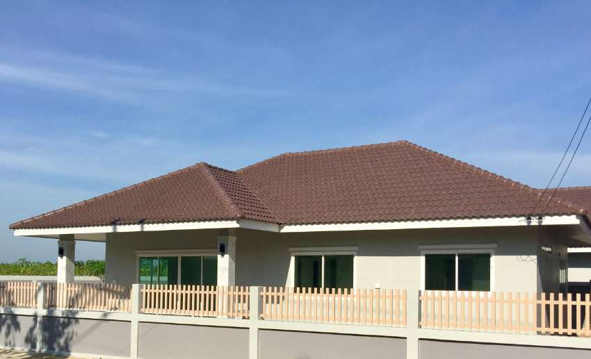 Last spacious house in Nong Plalai, closeby Pattaya