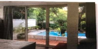 Aluminum Sliding Doors (5 sets) Designed & Manufactured by B-Grimm
