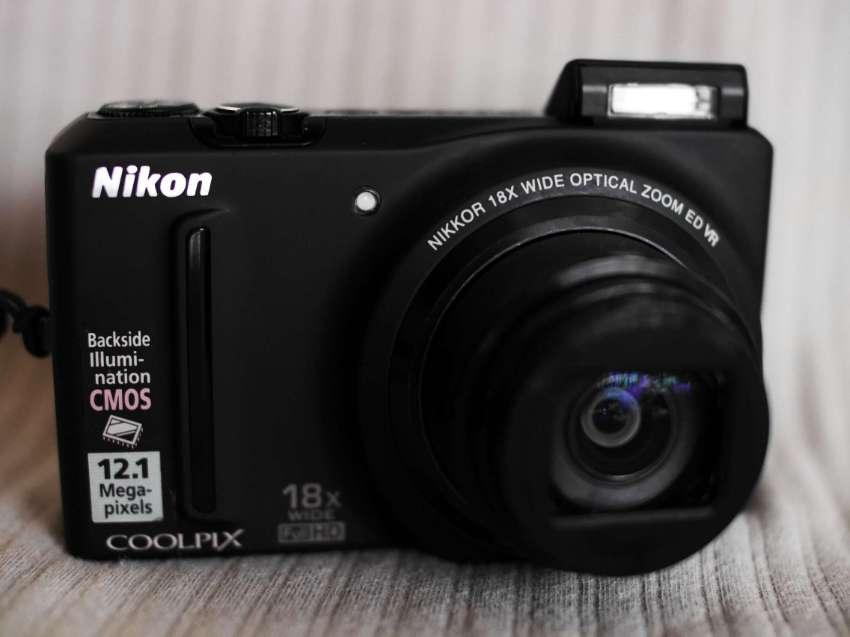 Nikon Coolpix S9100 18x NIKKOR ED Wide-Angle Optical Zoom Lens
