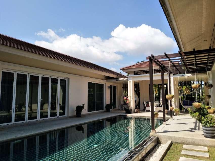 Resort Style Villa For Sale , Boat Lagoon Marina, Near BISP school