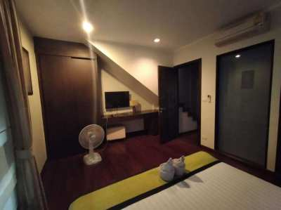 Magnificent Thai style duplex on Koh Chang at a great price
