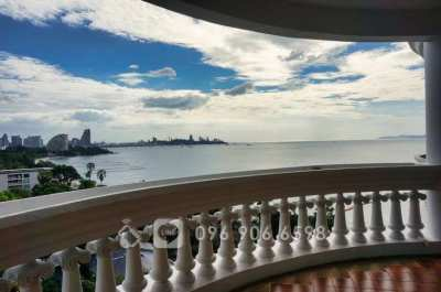 For Sale | Beachfront 3 Bedroom | Silver Beach Condo (Wongamat, Pattay