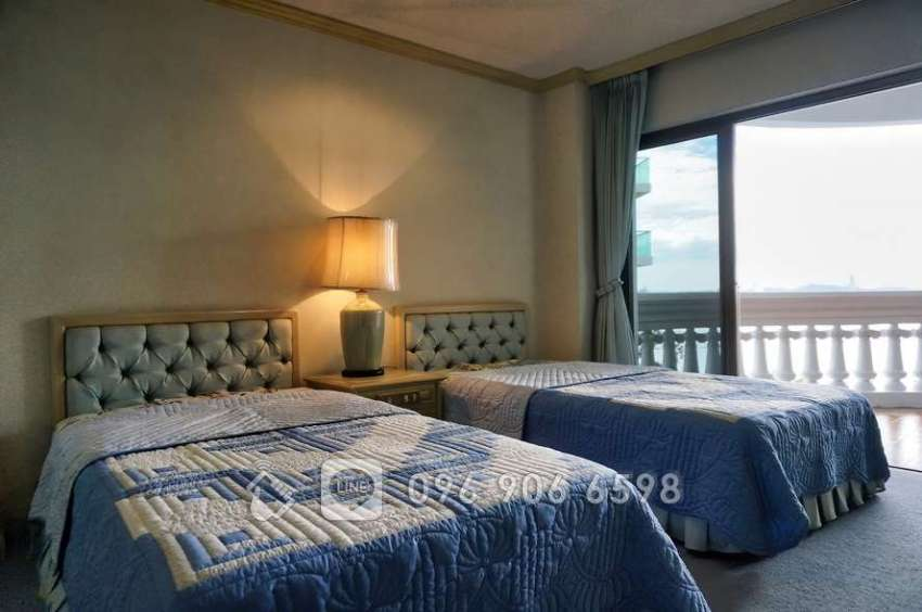 For Sale   Beachfront 3 Bedroom   Silver Beach Condo (Wongamat, Pattay