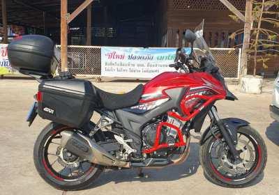Rent - Honda CB500X - Rent