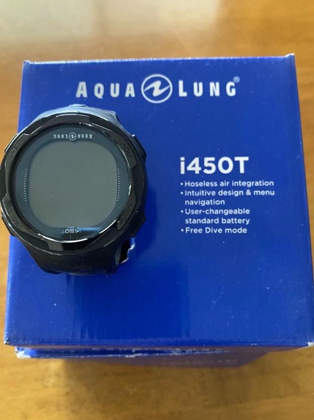 REDUCED!!! Aqualung i450 dive computer