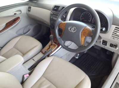 Toyota corolla 12 /2008