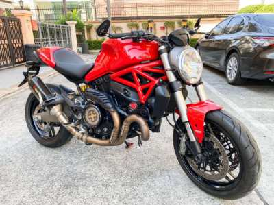 Ducati Monster 821 Year 2016