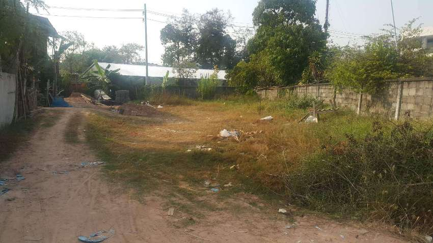 LAND FORSALE NEXT TO HOSPITAL IDEAL BUILDING LAND