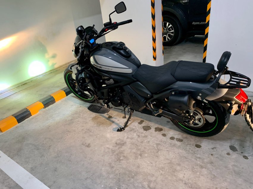 Kawasaki Vulcan S Cafe 650cc ABS,Registered in 2018 GREENBOOK