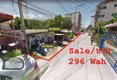 Bargain Plot of Land City Center Pattaya 14.2 Mil Baht (296 Wah! )