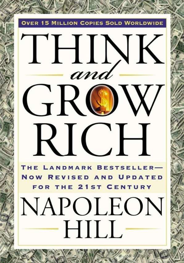 "Free eBook ""Think and Grow Rich"""