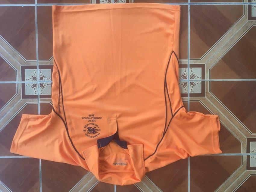Midas Collared T-Shirt Hong Kong Football Club. Unused. Size Medium.