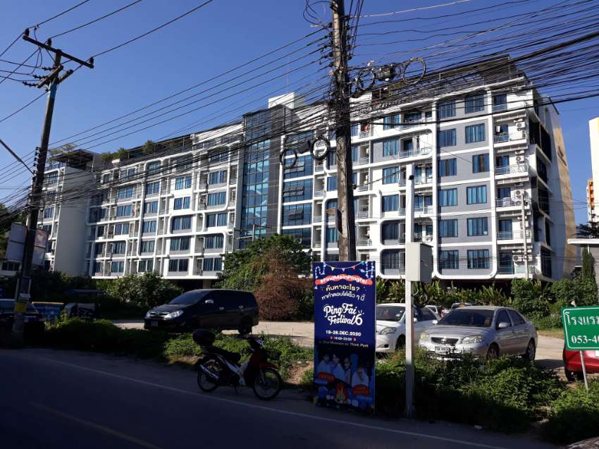Trams condo for rental 1-5month 8.000