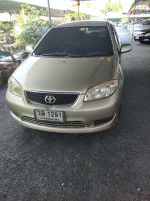 Great drive for 2004 toyota vios