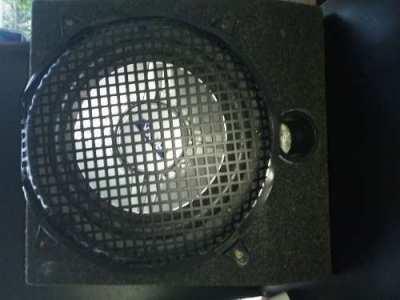 PASS SUB ( BOOM BOX)  230 WATT