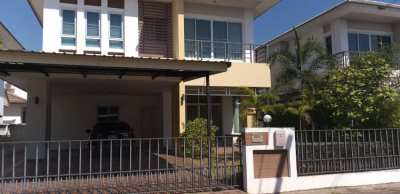 Fully furnished house 10 mins drive from city center