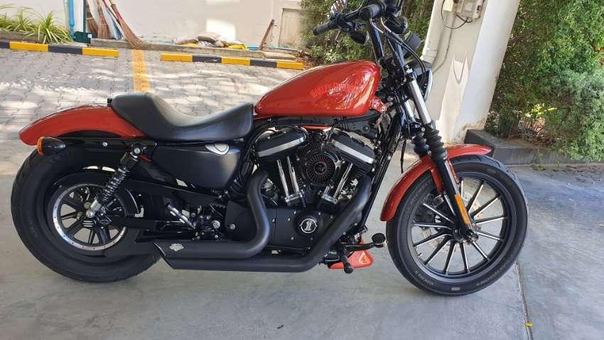 harley Davidson sportster 1275 cc