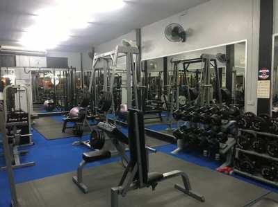 Personal training gym for sale