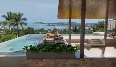 INCREDIBLE OPPORTUNITY! New construction, Luxurious Villa SEA VIEW!