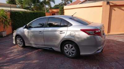 Toyota Vios RS limited