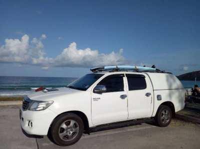 2013 Toyota Hilux Vigo for Sale