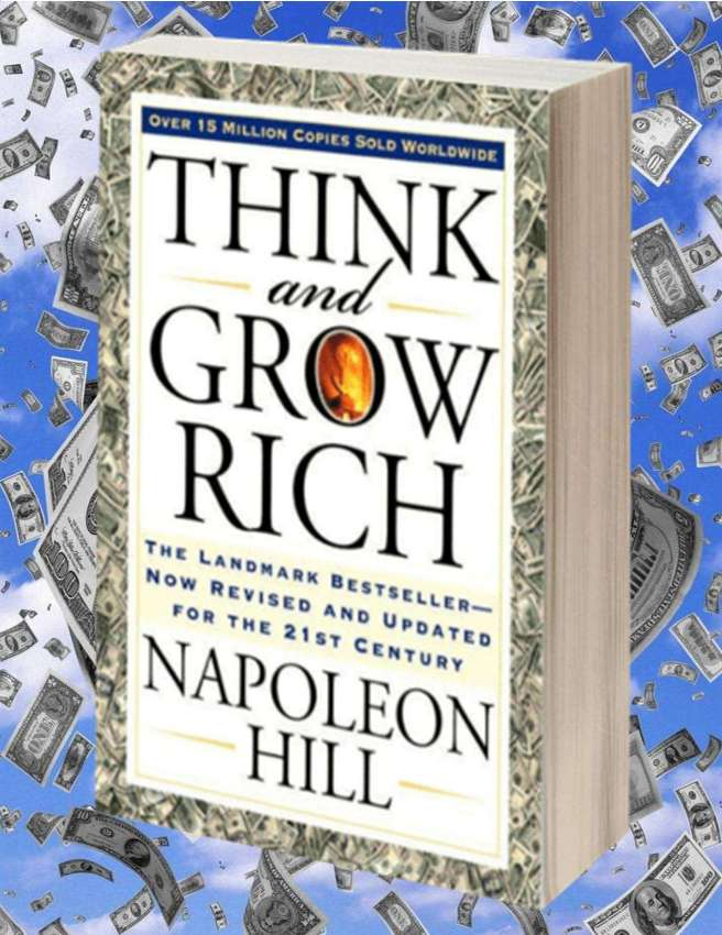 "Free eBook ""Think and Grow Rich"" Napoleon Hill"