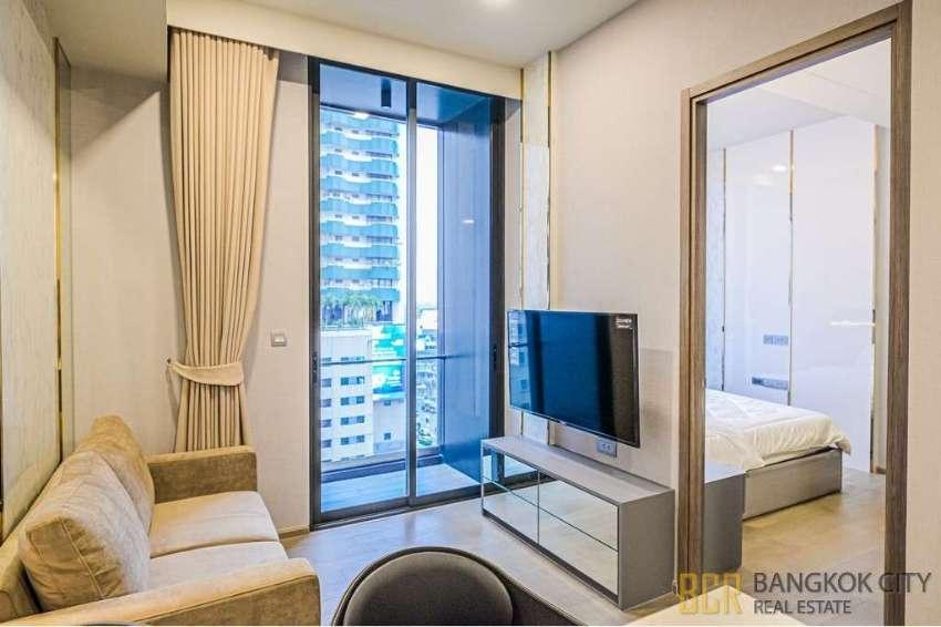 Celes Asoke Ultra Luxury Condo Brand New 1 Bedroom Unit for Rent