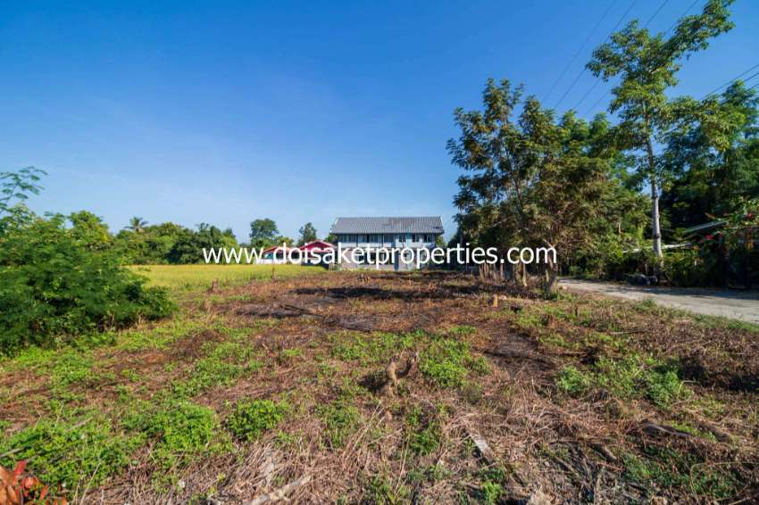 (LS340-00) Nice Plot of Land with Great View for Sale in Sa-Nga Ban, D