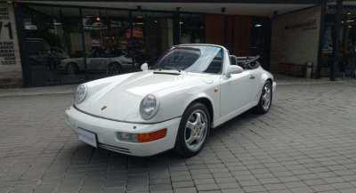 PORSCHE 911 CARRERA 2 CABRIOLET (964)