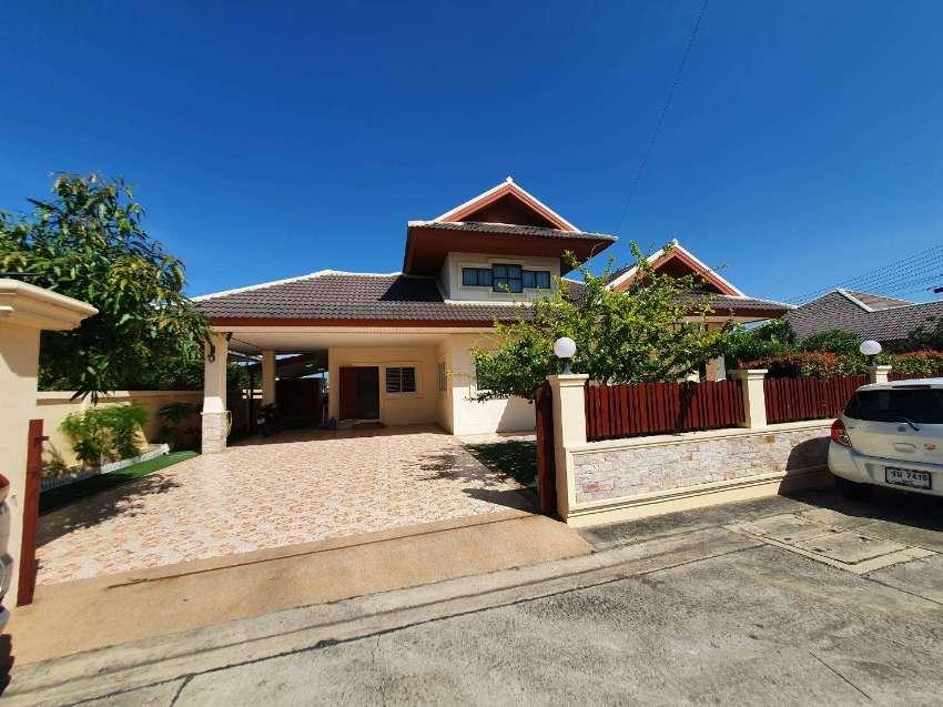 Rose Land & House village for Rent