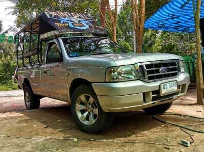 Ford Ranger pick-up 12 passengers